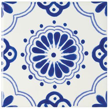 Salazar - Acapulco - Wall & Floor Tiles | Fired Earth