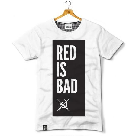 RED IS BAD v.5