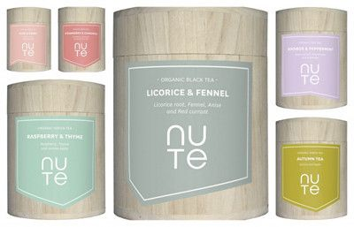 Nute Tea - Sønderho Nordic Design - Coffee shop