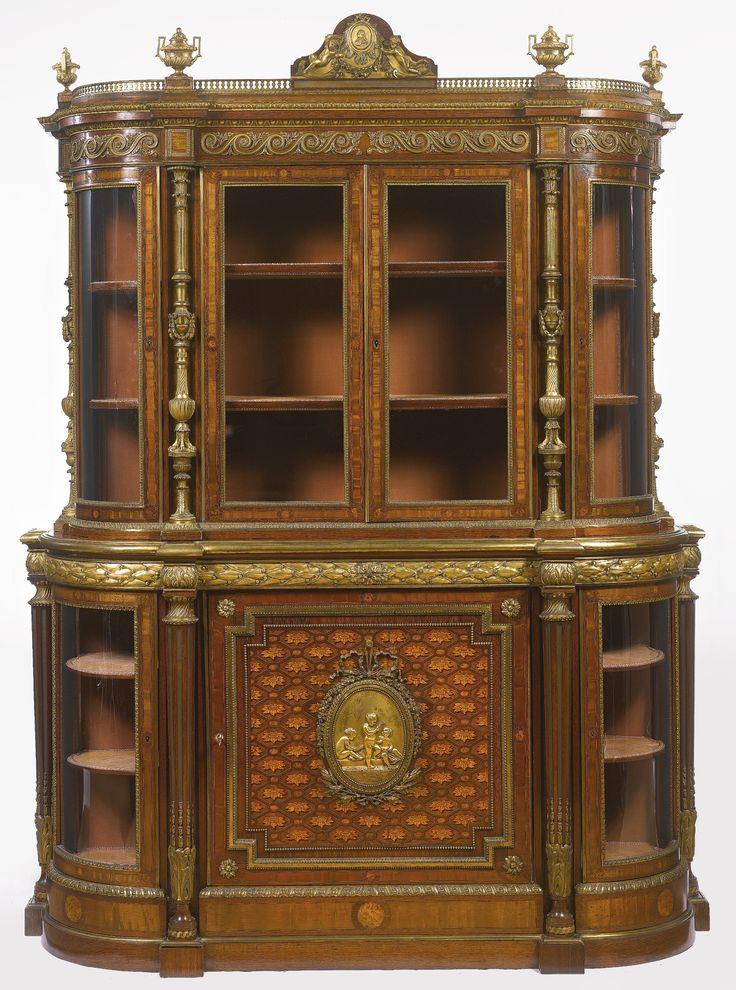 les 289 meilleures images du tableau 1852 1871 mobilier second empire sur pinterest meubles. Black Bedroom Furniture Sets. Home Design Ideas