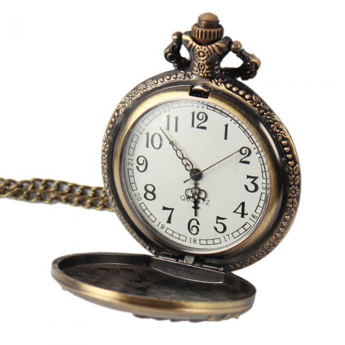 Relógio de bolso carro antigo | Relógios | | TriClick por R$44,90