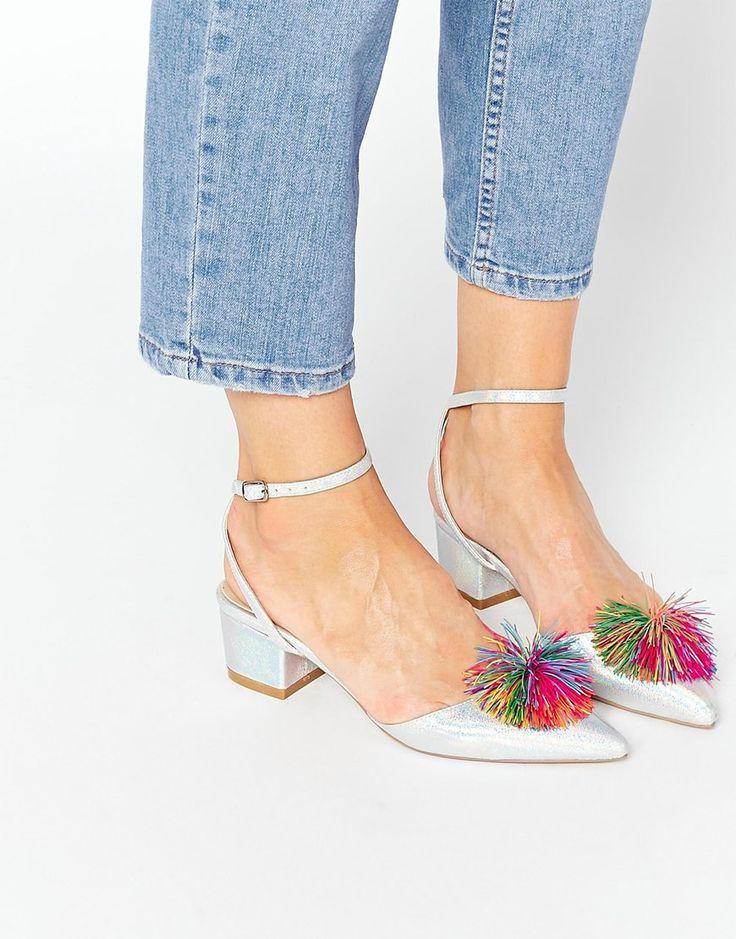 ASOS+SAY+YOU+DON'T+Heels