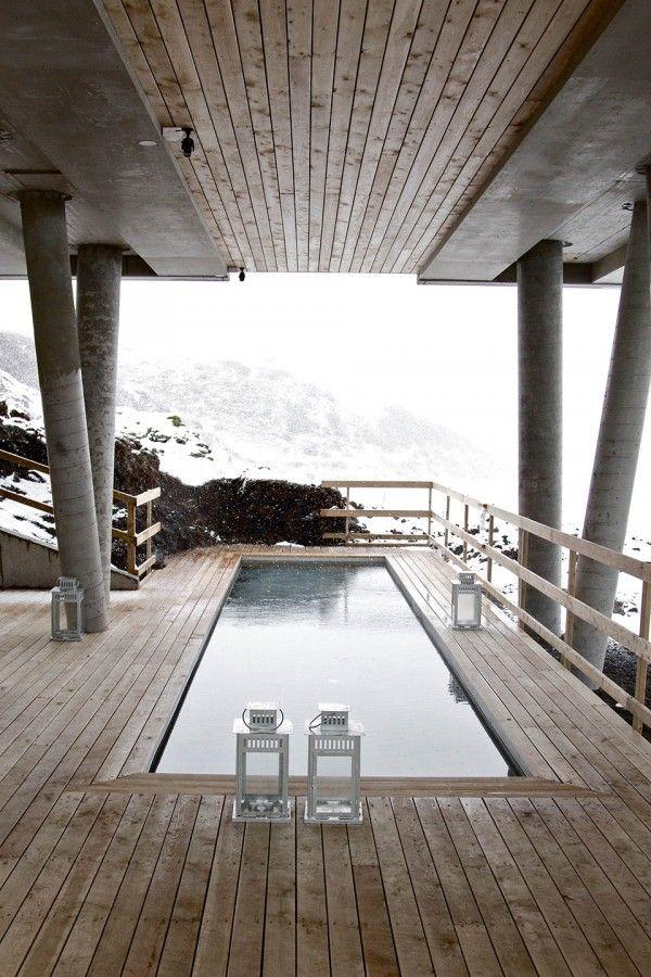 Ion Hotel - Reykjavik, Iceland / inspired by  #LincolnBlackLabel