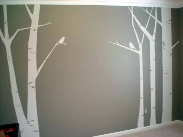 Great Paint for Great Homes: Birch Tree Nursery
