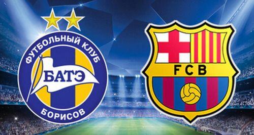 Bate Borisov vs FC Barcelona | Champions League/Jornada 3 --- Compartir para recibir la última información sobre los próximos eventos de FC Barcelona.