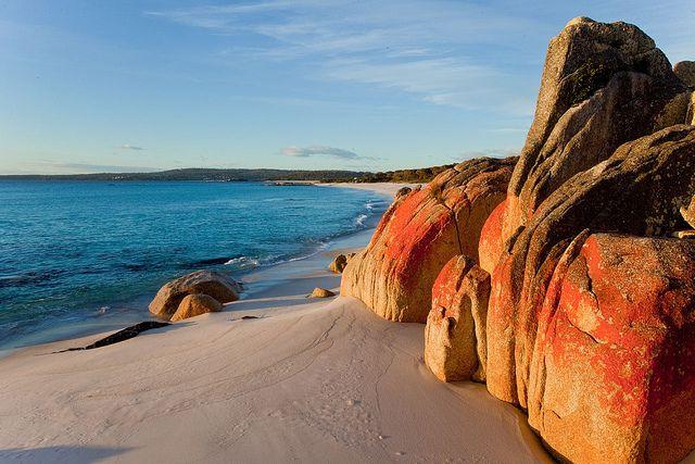 Bay of Fires Tasmania | Flickr - Photo Sharing!