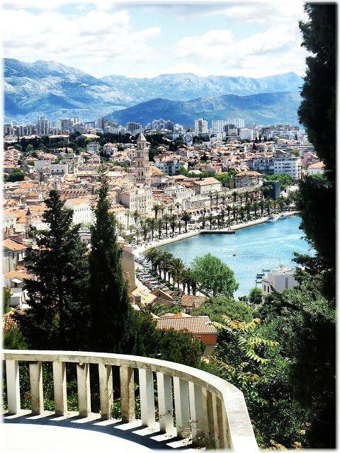 TGM for Split Dalmatia Croatia: The First view point - Split Dalmatia Croatia - Pr...