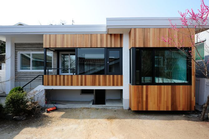 Yeonhee-dong House Renovation - d.insite