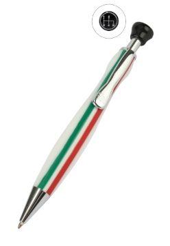 Italian Flag Pen