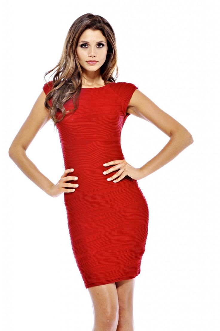 red-party-dress-