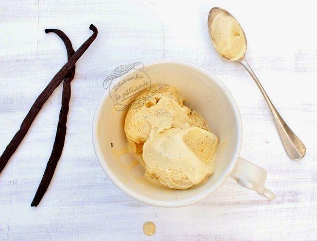 La glace à la vanille : Il était une fois la pâtisserie