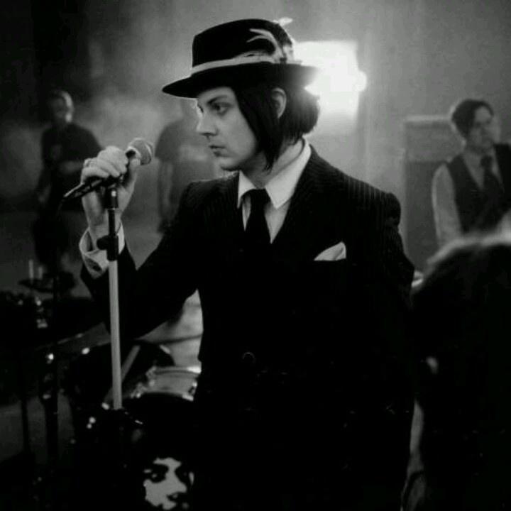 Jack White. The White Stripes.