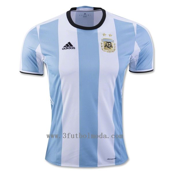 stickerspanini goalkeeper 2016 argentina home thailand soccer jersey