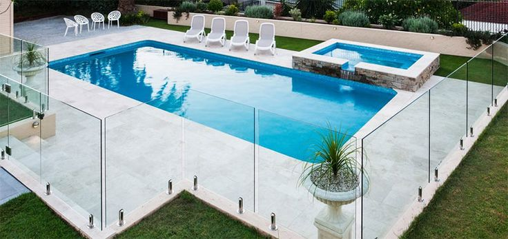Pool fencing is mandatory and can improve your pool design if done the right way.
