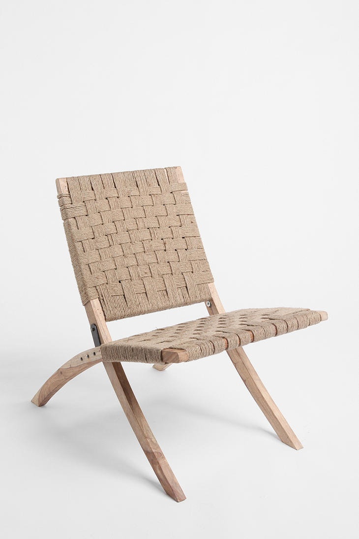 loving this woven chair!!  It would go perfectly with your ottoman @Lara Collins!
