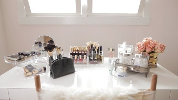 7 Steps To Organize Your Makeup