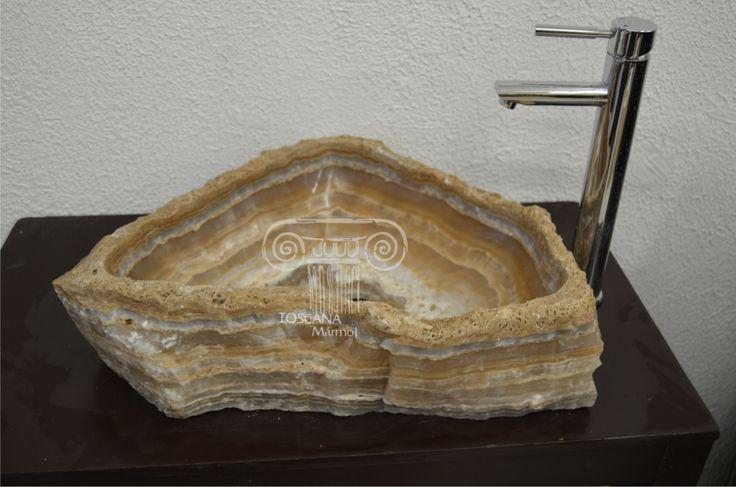 Lavabos Para Baño De Onix:Lavabo De Marmol