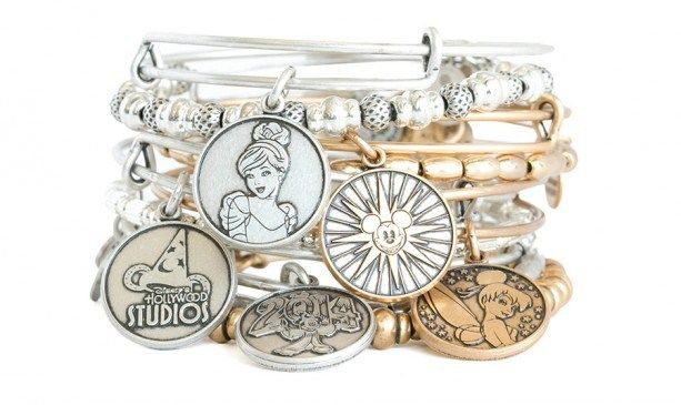 Alex and Ani Add 'Character' to the Disney Parks Collection! These are CUTE!