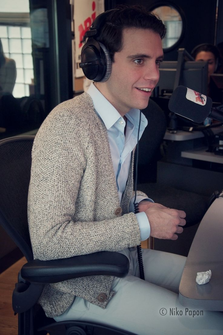 Mika @ NRJ Radio 15-06-2012 France