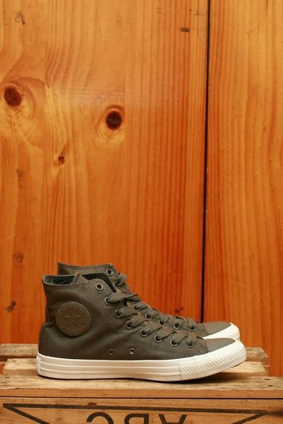 Converse Chuck Taylor - Charcoal ( Looks Olive )