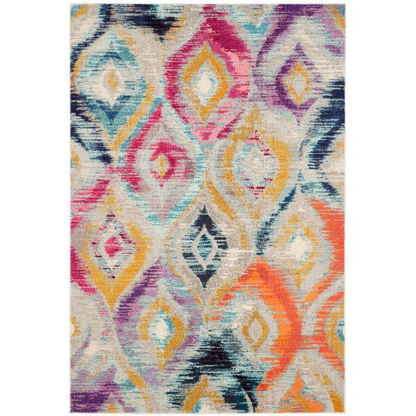 found it at joss u0026 main hammond rug in orange u0026 yellow