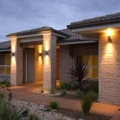 10 Enchanting Landscape Lighting Solutions. Wall LightingOutdoor ...