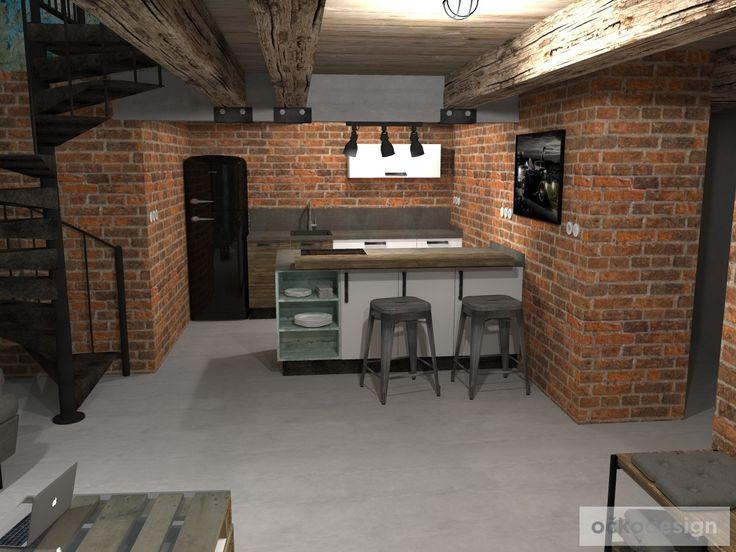 Jídelní stůl nahradilo barové posezení