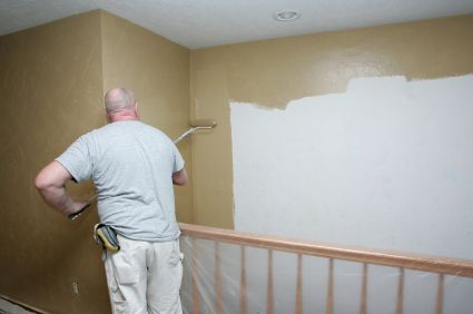 the average cost of an interior paint job home improvement remodel. Black Bedroom Furniture Sets. Home Design Ideas