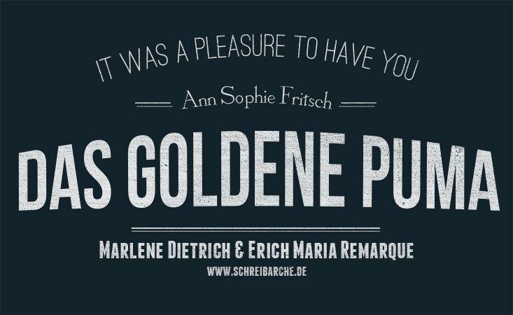 Eine komplizierte Beziehung des berühmten Liebespaar Erich Maria Remarque und Marlene Dietrich in Hollywood Golden Age.