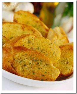 Toasted Gluten-Free Garlic Bread | Simply Gluten-Free