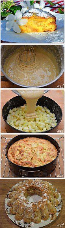 Куда девать яблоки - Лучшие рецепты шарлотки с яблокам