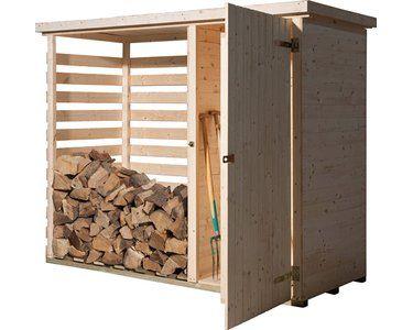 Weka Multifunktions Schrank 240 Cm X 90 Cm Gartenschrank Holzaufbewahrung Garten