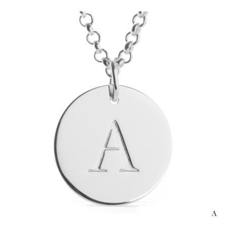 Jack Wills Alphabet Charm 'A'