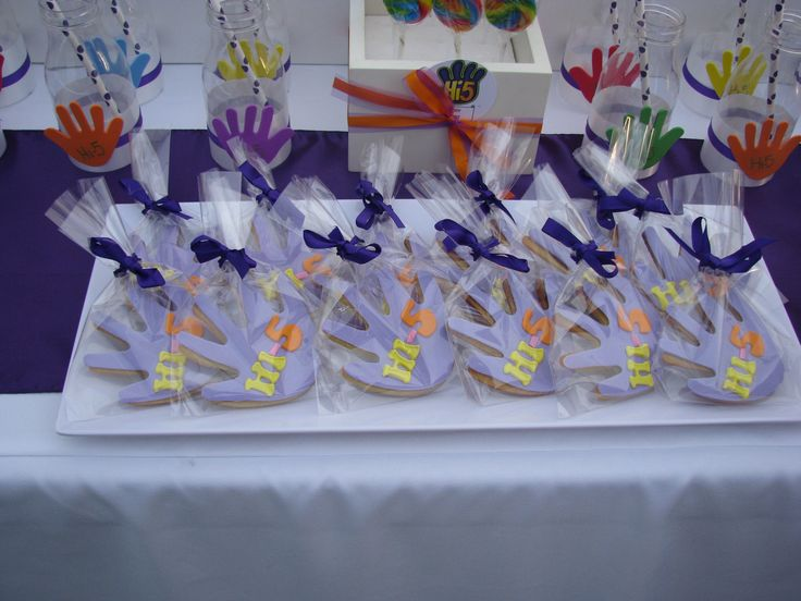 Hi-5 themed Birthday Party - Little Party Love