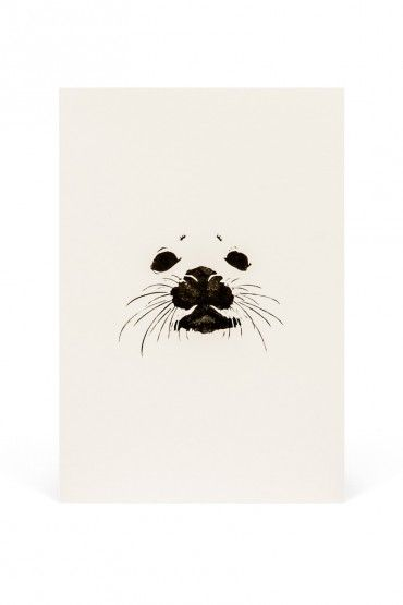 Harp Seal Notebook