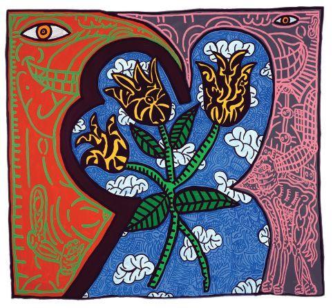 Robert COMBAS - né en 1957 - Mouvement figuration libreRobert Combas More Pins Like This At FOSTERGINGER @ Pinterest