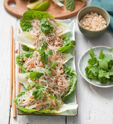 64 best taste of laos laotian food recipes images on pinterest i had this in laos pork larb hailing from laos this minced meat salad boasts the sweet salty tart flavours we associate with southeast asian dishes forumfinder Gallery