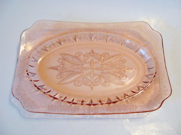Adam Pattern - Love the square plates/platters - can be contemporary or antique.