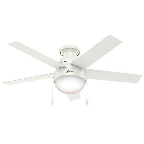 Hunter Fan Company 59269 Anslee Low Profile Fresh White C... https://www.amazon.com/dp/B01CDG12H8/ref=cm_sw_r_pi_dp_x_f4ikybCG2QVFF
