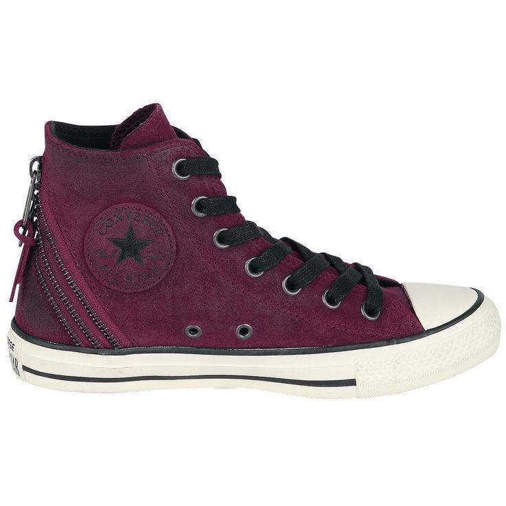 Sneakers, Chuck Taylor Allstar Tri Zip, Converse - SwedenRockShop, 799 (1099) SEK
