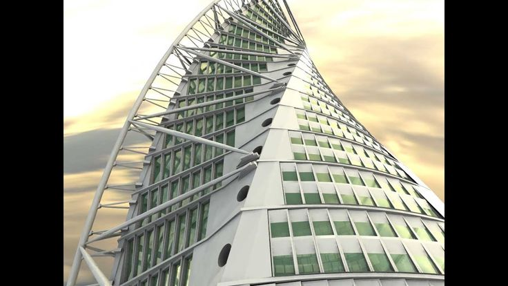 Twisted Building-2