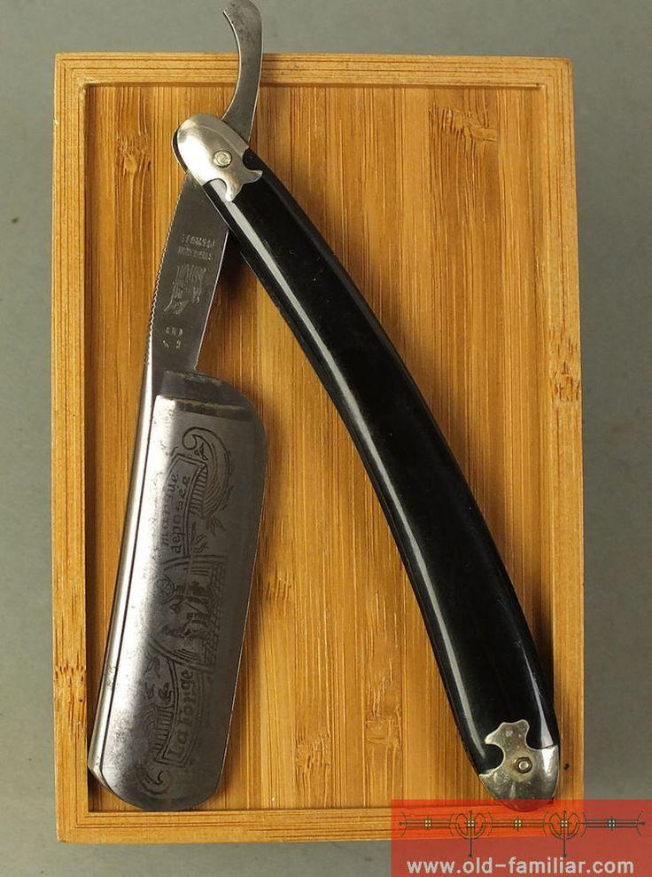 Les 170 meilleures images du tableau rasage coupe chou sur pinterest couteaux salon de - Se raser avec un coupe chou ...