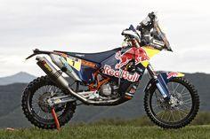KTM 450 Rally: La moto de Marc Coma para el Dakar 2015 | EnduroPro