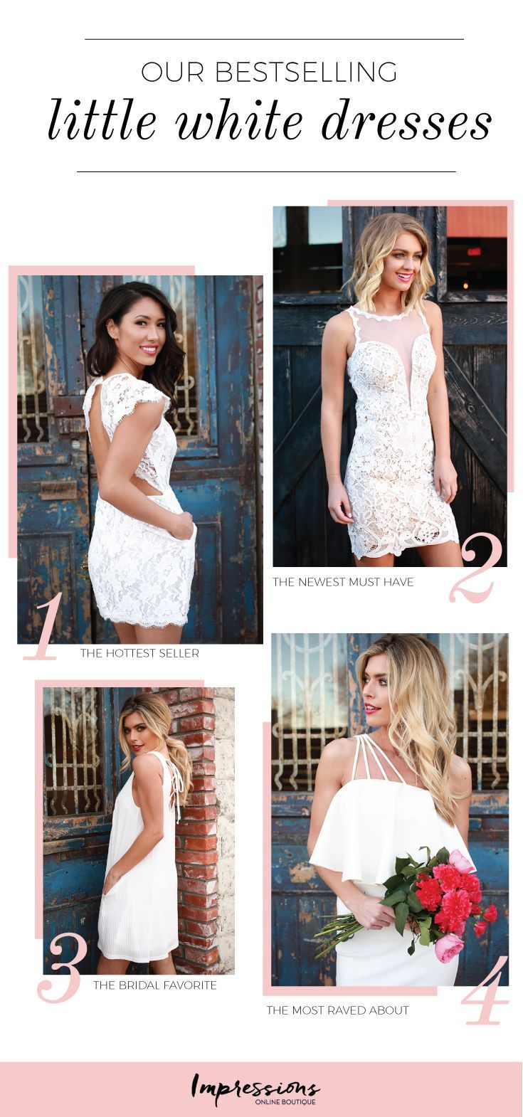 For The Casual Or Summer Beach Bride