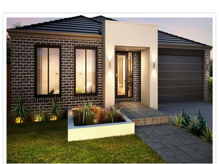 Simple house style