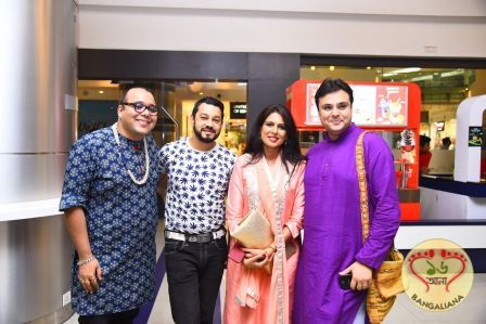"""Special Screening of Bollywood Movie """"Dear Dad"""" attended by Celebrities  Read more: http://sholoanabangaliana.in/blog/2016/05/14/special-screening-of-bollywood-movie-dear-dad-attended-by-celebrities/#ixzz48eCVU2dZ"""