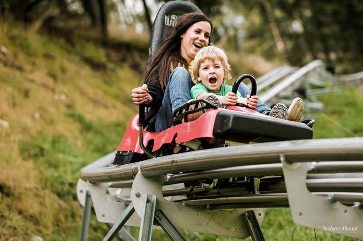 Alpine Coaster Klausberg  ... the longest Alpine roller coaster in Italy – at Klausberg Let's go! 1800 metres of pure action! The Alpine Coaster Klausberg guarantees adrenaline rush - the new Alpine roller coaster (the longest in Italy).