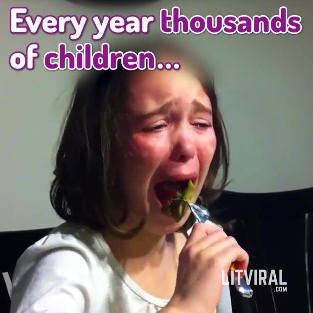 Save The Children From Vegetables Funny Memes Save The Children Memes