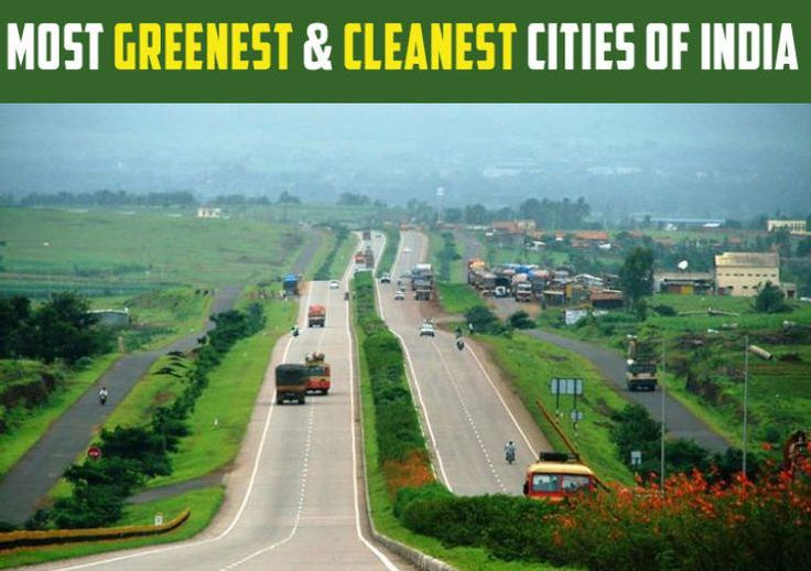Top Cleanest Cities Of India : Swachh Bharat Mission