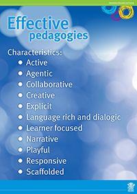 Characteristics of effective pedagogies